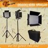 Led video panel photo studio light kit