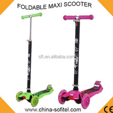 New model 4 wheel scooter ,china scooter with folding