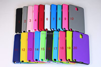 For samsung galaxy note 3 n900 n9006 n9003 double color tpu mobile phone case