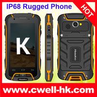 100% original Huadoo V3 8GB 4.0 inch, cheap big screen android phone OS 4.4 Shockproof / Waterproof, cheap android phones