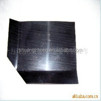 water resistant black HDPE plastic compressed slip board for goods loading pallet