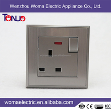 British style 13A antique wall switches