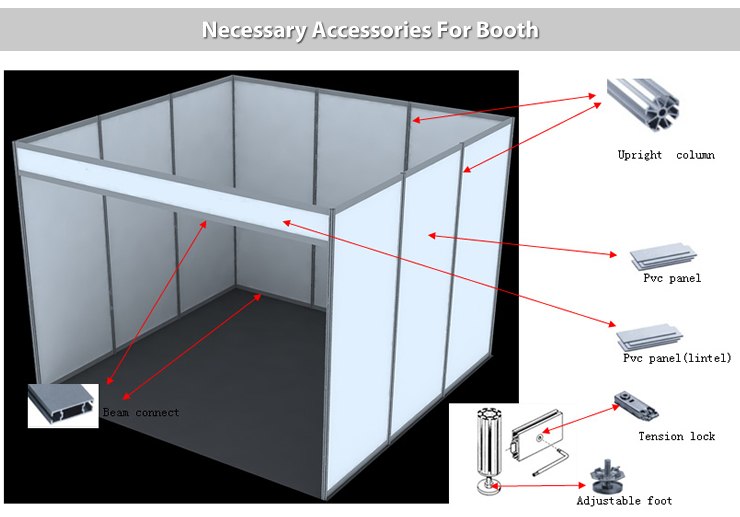 Exhibition Stand Structure : Firm in structure women dress leather sole shoes