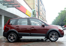 Quality Dongfeng JOYEAR X5 cheap family car /mini Car for sale in 2015