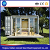 Container house for Hotel, House, Office,home Waterproof tiny steel prefab house