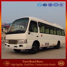 Economic 25 - 30 seat Toyota Coaster Passenger Bus