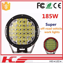 LED Work offroad light 185w auto off road lamp