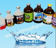 Manufacturer of Oxytetracycline Injection Long Active Aniaml Medicines