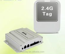 QuadBand Vehicle GPS Tracker AVL09 Support support external 125Khz RFID Reader& Camera for Car/ Bus/Trucks Tracker no retail box