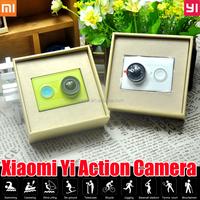 Genuine Xiaomi Yi Camera 1920x1080p Xiaoyi Action Camera with Bluetooth, 16MP WIFI Basic Edition Xiao Yi/Xiaomi Camera