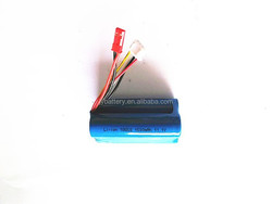 Li-ION 11.1V 1500mAh Battery For GYRO Colossus RC Helicopter