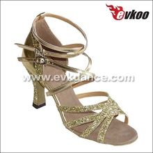 EVK shoes 2012 Top folk dance shoe laydies latin dance shoe