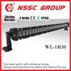 Lifetime warranty hot selling high power 30 inch truck LED offroad worklight led light bar