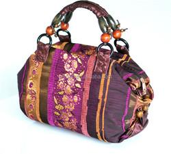 OEM fashion bead lady hand bags