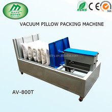 Vacuum Pillow Packing Machine AV-800T, Suit For Pillow, Cotton Quilt Packing