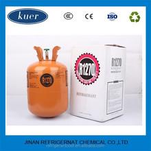 Refrigerant Gas Propene R1270 refrigerant gas hydrocarbon refrigerant