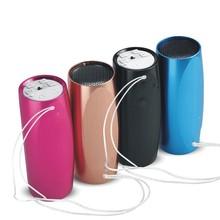 Metalik Latest Unique Design Bluetooth Speaker Portable Out Door Speaker