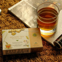 Instant Pure Health China Sachet Honey Ginger Tea