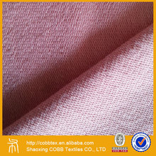 Dress fabric supplier Top selling Wholesale fleece bonded jersey fabric for jacket