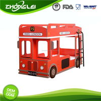 Best Quality Classic Design SGS Good Prices Designs Wooden Beds For Kids