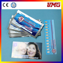 Better than crest whitestrips contain teeth whitening gel made in usa