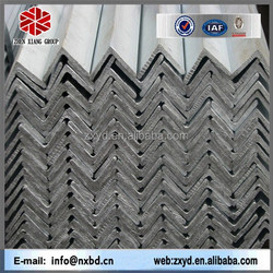 astm aisi hot rolled mild carbon angle steel bar