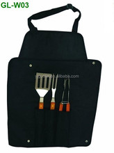Stainless steel bbq /3PC bbq tools/barbecue set