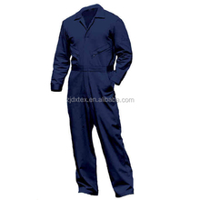 hot selling hig hquality 100% cotton flame retardant protective men's coverall