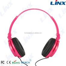 2015 Headphones Direct Factory Cheap Headphone Foldable Headphone