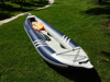 2015 Hot sale Inflatable sit on top kayak for sale