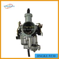 Used motorcycle jingke PZ30 100cc carburetors