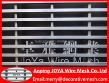 wire mesh steps of wedge wire screen mesh