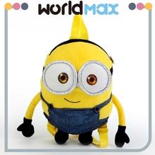 Customize plush stuffed minion despicable me soft toy(DN1104)