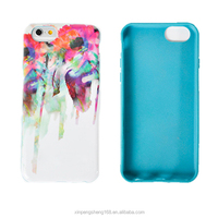 Hot Selling Beautiful Printed Fashion Tpu Mobile Phone Case for IPhone6