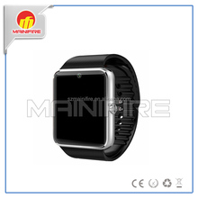 Android mtk 6250 smart watch phone , sim card gt08 wristwatch with camera