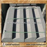 cheap g341 granite kerbstone/ custom curb/ price edging kerbstone