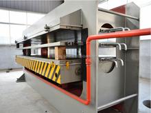 KMD-H2 hydraulic door hot press machine for woodworking machine/hot pressing machine in stock