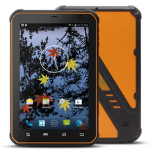 8inch 1280*800IPS capacititive screen quad core android 4.4 Qualcomm MSM8210 IP67 rugged tablet PC with 3g phone call function