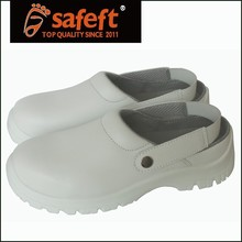 white shoes steel toe loafers
