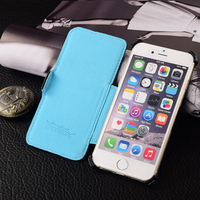 Flip Leather Case for iphone 6 4.7 inch,Cellphone Case Leather For iphone Case Custom