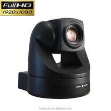 CCD sensor 360 pan 18X wide view angle Video Conference Camera for small meeting