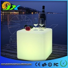 Cheap Led Cube Chair/Waterproof Led Ice Cube Lighting/Flashing Led Ice Cube With Light