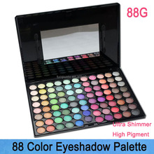 Makeup sets private label new products wholesale 88G Eyeshadow palette