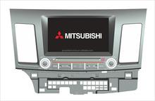 Special car dvd for MITSUBISHI MITSUBISHI LANCER EX with GPS