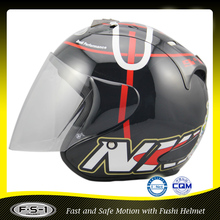 FUSHI low price Open Face special design motorcycle helmet