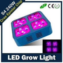 LED Grow Light Red and blue to stimulate maximum growth Led growing lighting 240watt