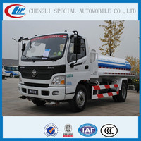Forland 10ton New Water tank Truck, Foton 4x2 Watering Roand truck Sprinkler Bowser vehicle 2000 liter to 40000 liters
