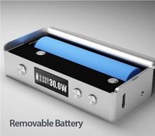 2015 new electronic cigarette mini box mod Hookah pen