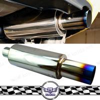 High Quality Stainless Steel Car Exhaust Muffler