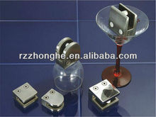 the Stainless Steel Glass Clamp Fitting